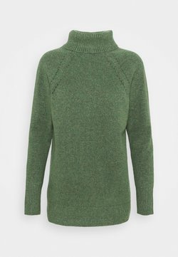 GAP - BRUSHED SUPERSOFT - Strickpullover - olive