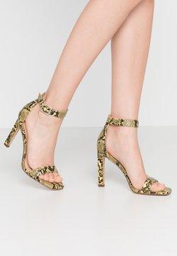 Madden Girl - ARA - Sandales à talons hauts - yellow
