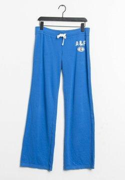 Abercrombie & Fitch - Jogginghose - blue