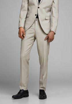 Jack & Jones PREMIUM - Anzughose - beige