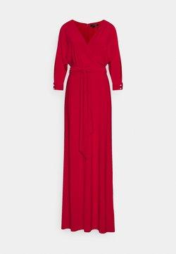Lauren Ralph Lauren - CLASSIC LONG GOWN - Ballkleid - orient red