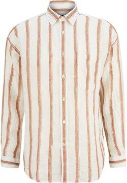 NN07 - Hemd - brown stripe