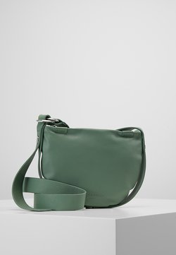 Liebeskind Berlin - RING RING CROSSBODY SMALL - Umhängetasche - hedge green