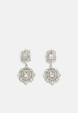 Pieces - PCVIVIAN EARRINGS - Earrings - silver-coloured