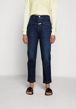 CLOSED - PEDAL PUSHER - Jeans Straight Leg - dark blue