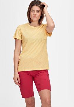 Mammut - T-shirt basic - sunlight