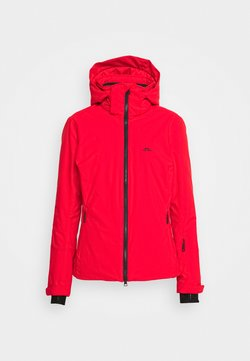 J.LINDEBERG - TRACY JACKET - Veste de ski - racing red