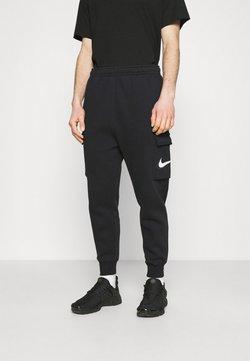 Nike Sportswear - COURT PANT - Jogginghose - black