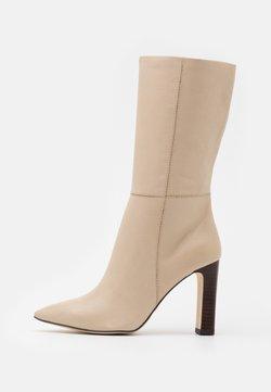 Tamaris - High Heel Stiefel - ivory