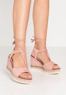 Refresh - Sandalen met hoge hak - nude