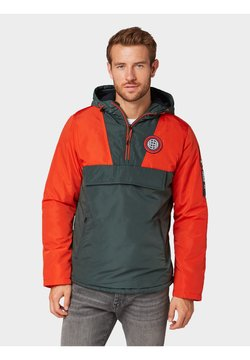 TOM TAILOR - Windbreaker - orange