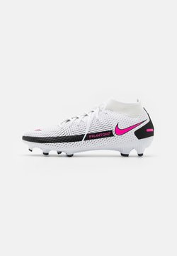 Nike Performance - GT ACADEMY  - Fußballschuh Nocken - white/pink blast/black