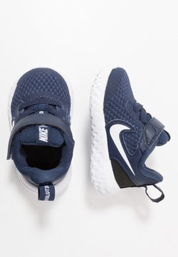 Nike Performance - REVOLUTION 5 UNISEX - Laufschuh Neutral - midnight navy/white/black