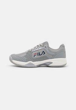 Fila - WOMEN - All court tennisskor - grey