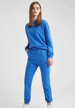 DeFacto - Jogginghose - blue