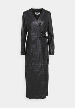 MM6 Maison Margiela - Korte jurk - black
