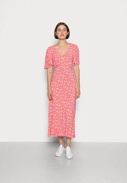 Ghost - LANA DRESS - Vestido largo - peach