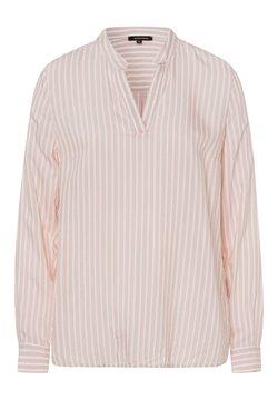 More & More - Bluse - rosa