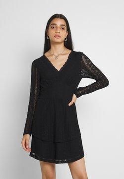 Vila - VICHIKKA DRESS - Robe d'été - black
