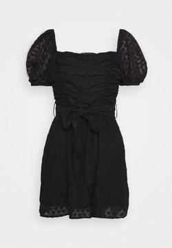 Fashion Union Petite - BLAKE - Korte jurk - black