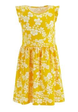 DeFacto - Freizeitkleid - yellow