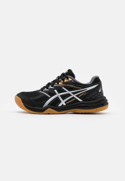 ASICS - UPCOURT  - Trainings-/Fitnessschuh - black/pure silver