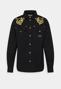 Versace Jeans Couture - FIXED RINSE - Camisa - black