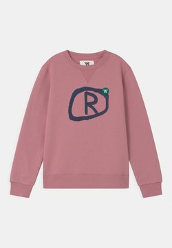 Wood Wood - ROD UNISEX - Sweater - rose