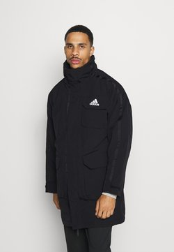 adidas Performance - UTILITAS - Parka - black
