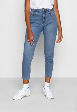 Vero Moda - VMJOANA HR STRCH MOM ANK J VI395 GA - Jeans Relaxed Fit - light blue denim
