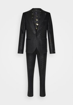 Twisted Tailor - CHAKA SUIT - Costume - black