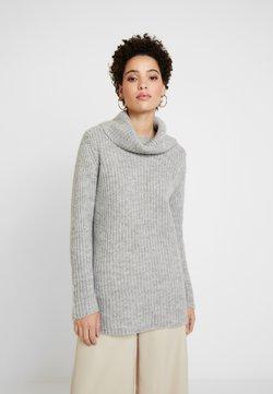 Esprit - VNECK  - Strickpullover - light grey