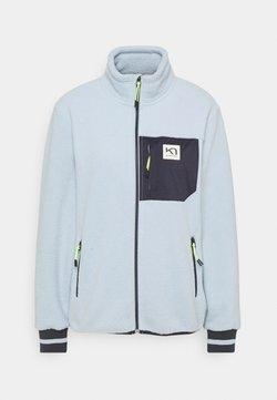 Kari Traa - RØTHE MIDLAYER - Fleece jacket - misty