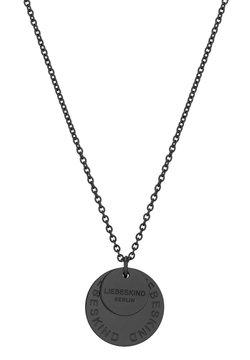 Liebeskind Berlin - Halskette - schwarz