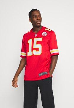 Nike Performance - NFL KANSAS CITY CHIEFS PATRICK MAHOMES NIKE GAME TEAM COLOUR  - Fanartikel - university red