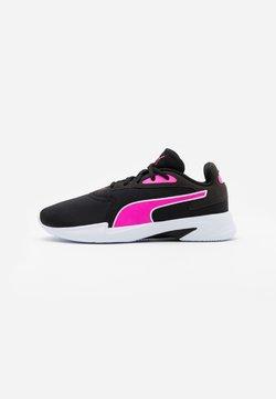 Puma - JARO NEON - Zapatillas de running neutras - black