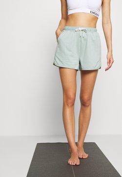 L'urv - PEACE KEEPER - Pantalón corto de deporte - mist