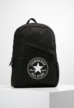 Converse - SCHOOLPACK XL - SPEEDBACKPACK + PENCIL CASE SET - Reppu - black