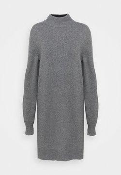 s.Oliver - Vestido de punto - grey