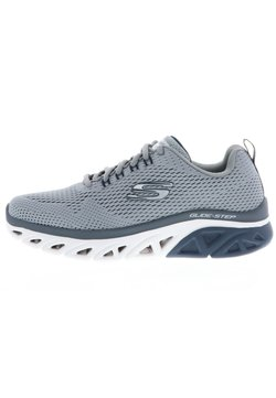 Skechers - GYNV GLIDE-STEP SPORT-WAVE HEAT - Sneaker low - grau