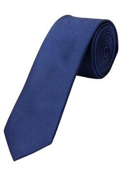 s.Oliver BLACK LABEL - Krawatte - blue