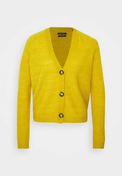 Marc O'Polo - Strickjacke - mustard yellow