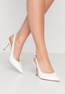 ALDO - JULIETTA - High Heel Pumps - white