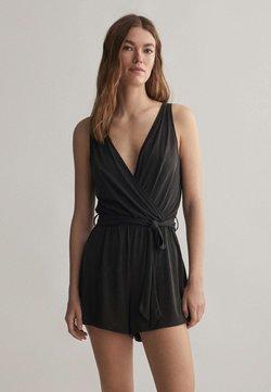 OYSHO - Pyjama - black