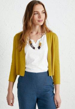 SEASALT - Vest - yellow