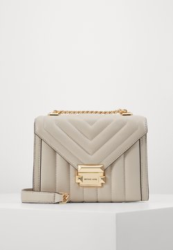 MICHAEL Michael Kors - WHITNEY COSTA  - Umhängetasche - light sand