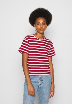 Pepe Jeans - CAMILE - T-Shirt print - tibetan red
