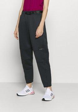 adidas Performance - Verryttelyhousut - black