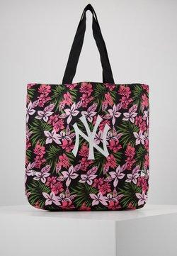 New Era - TOTE BAG - Shoppingväska - floral