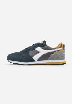 Diadora - OLYMPIA - Sneakers laag - blue/ottano